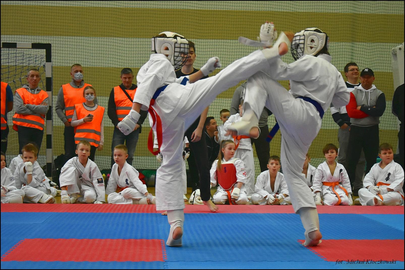 19. Mistrzostwa Ostrowskiego Klubu Karate Kyokushinkai.