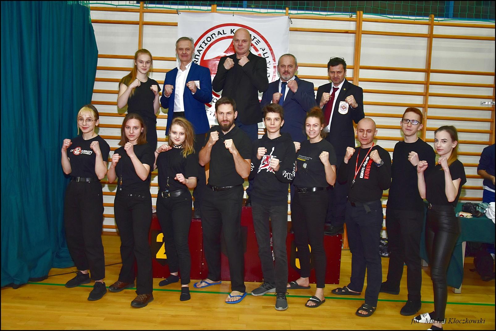 19. Mistrzostwa Ostrowskiego Klubu Karate Kyokushinkai – wyniki