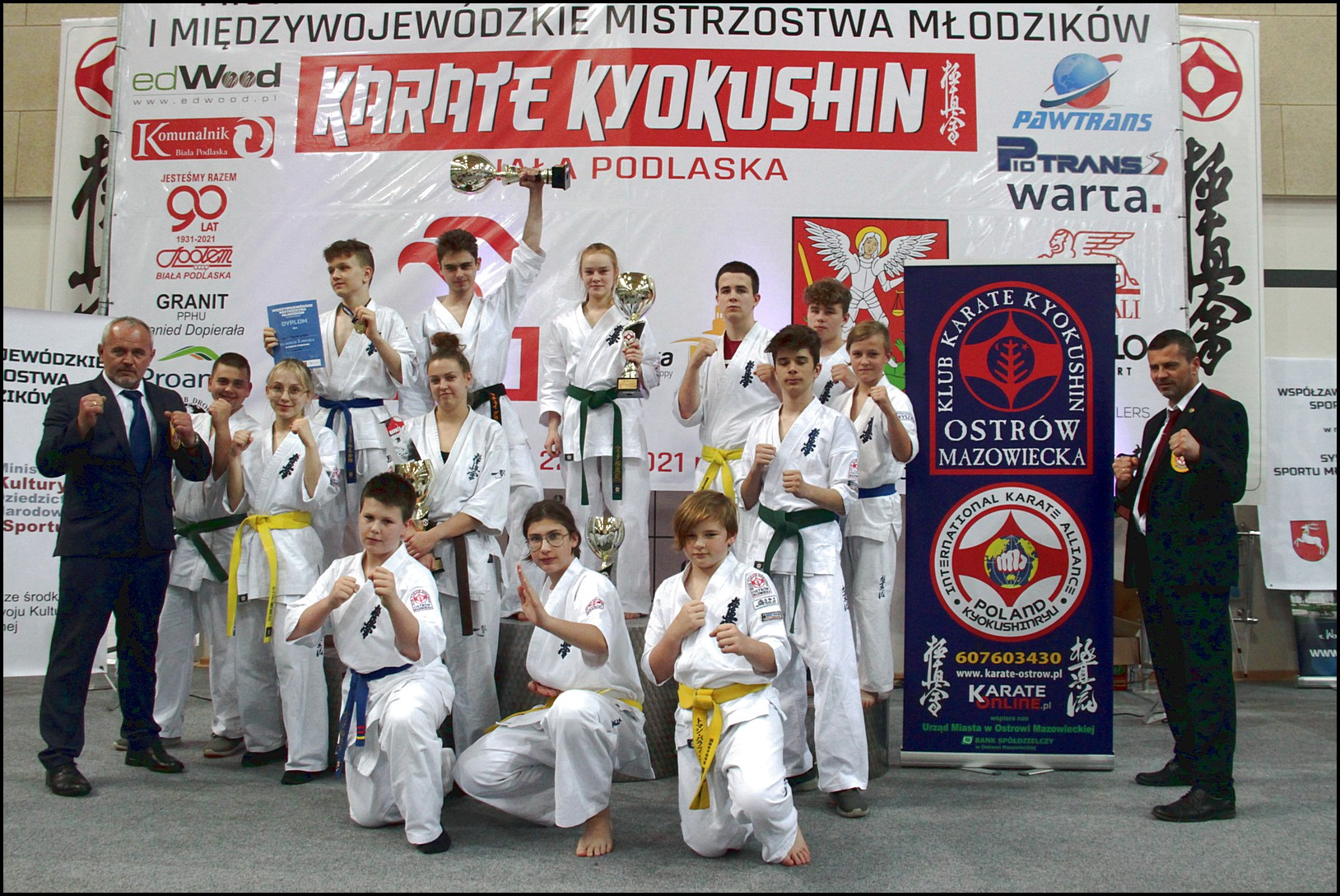 5 medali w Białej Podlaskiej !!!